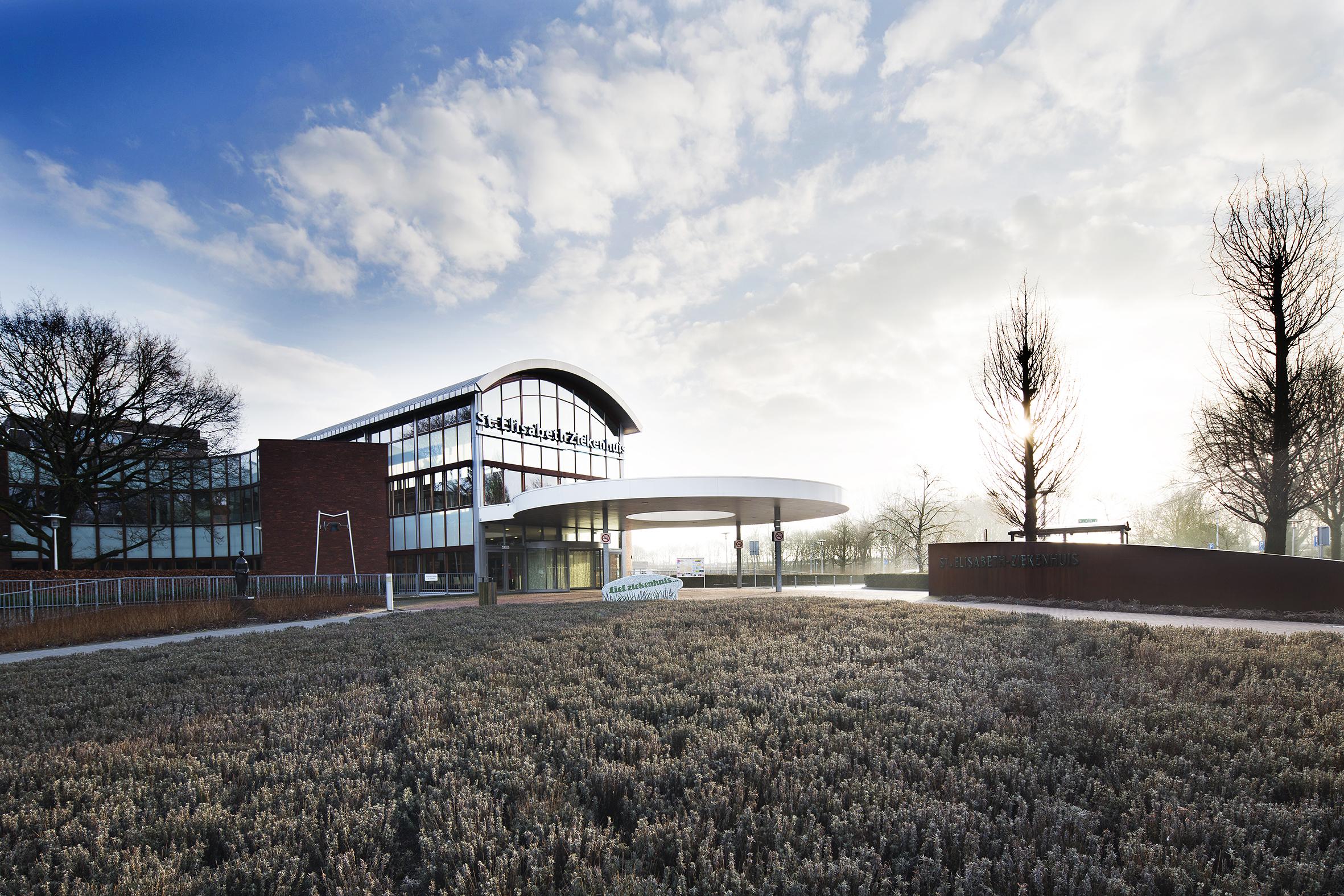 360weergave St. Elisabeth ziekenhuis 360 graden Google Business View Tour