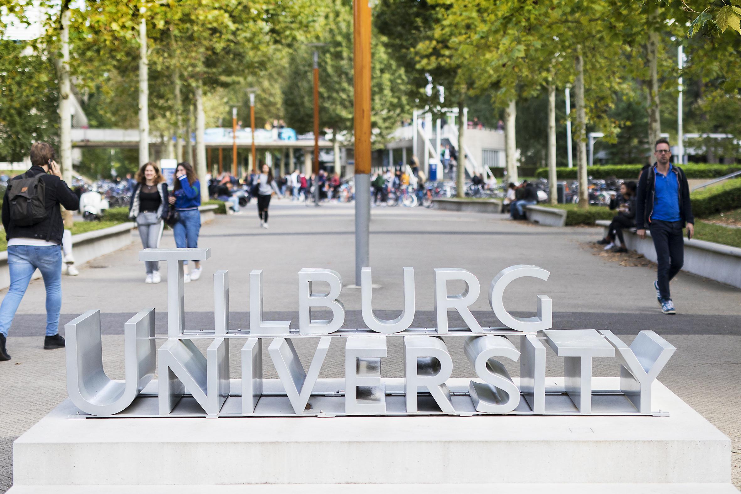 360weergave Tilburg Uni